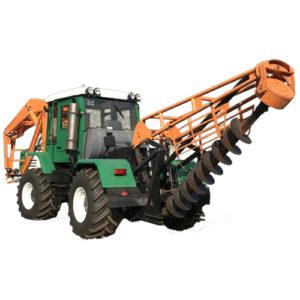 Трактор ХТА-208.1БКО с БКМ-2М
