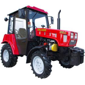 Трактор BELARUS-320.4/320.4М