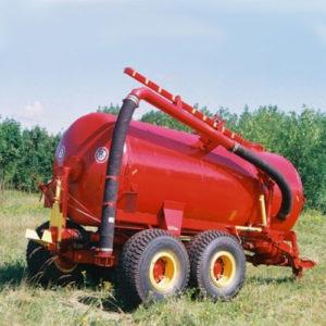 Машина для внесения жидких органических удобрений МЖТ-Ф-8