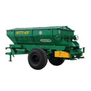 Машина для внесения минеральных удобрений МТТ-4У