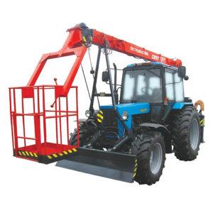 Подъёмник монтажный специальный ОПТ-9195