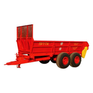Машина для транспортировки и внесения удобрений ПРТ-7А