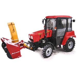 Снегоочиститель тракторный СТ 1500