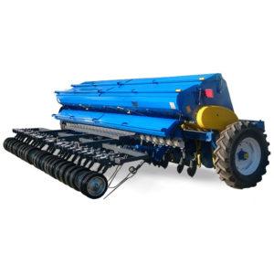 Сеялка зерновая механическая СЗМ-3,6