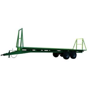 Тележка сельскохозяйственная для перевозки рулонов ТПР-10